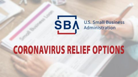 SBA Coronavirus (COVID-19) Relief Options